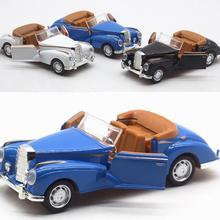 1:36 alloy pull back car models,high simulation Convertible