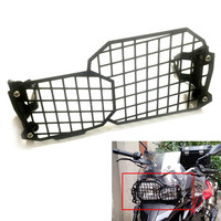 Motorcycle Headlight Grille Guard Cover Protector For BMW F800GS F700GS F650GS Free Shipping