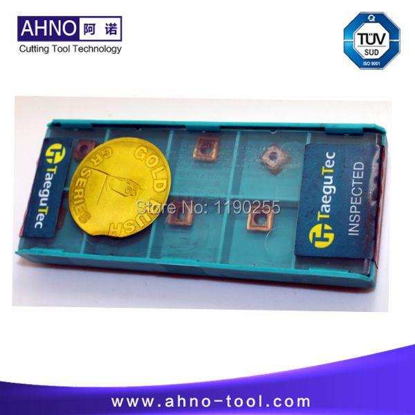 10 قطعه / لات SOMT 070306 DP TT9080 TaeguTec تراش درج
