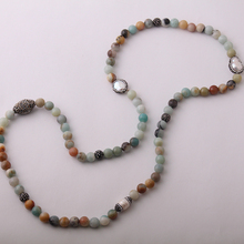 Paved Pearl Charm Necklace