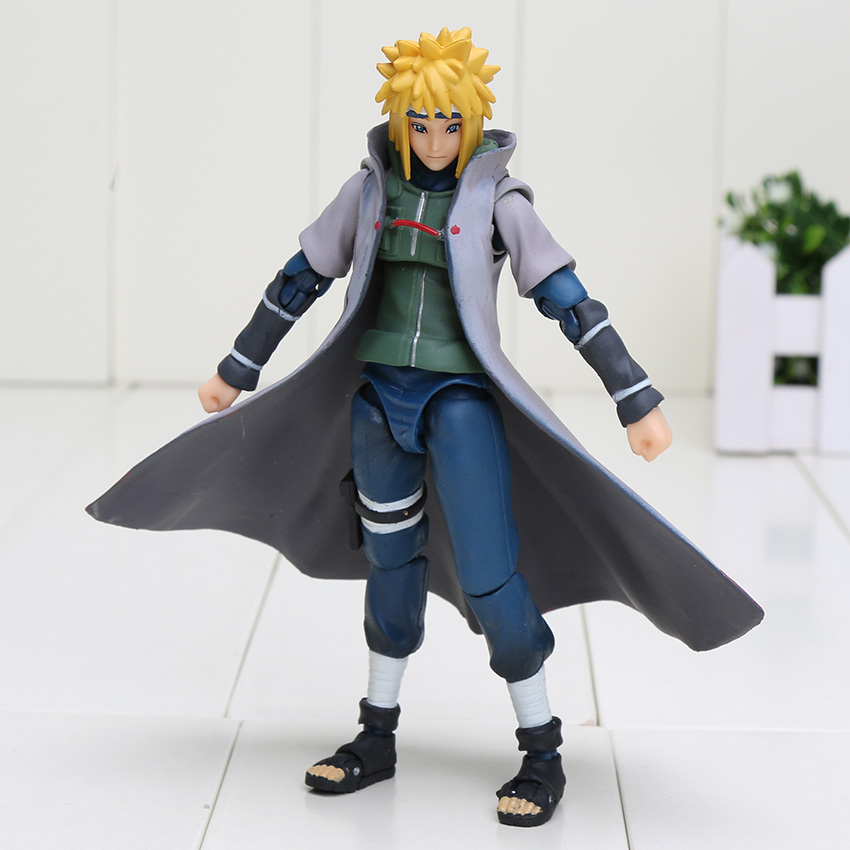 Anime Naruto Shippuden Action Figures 14cm 12