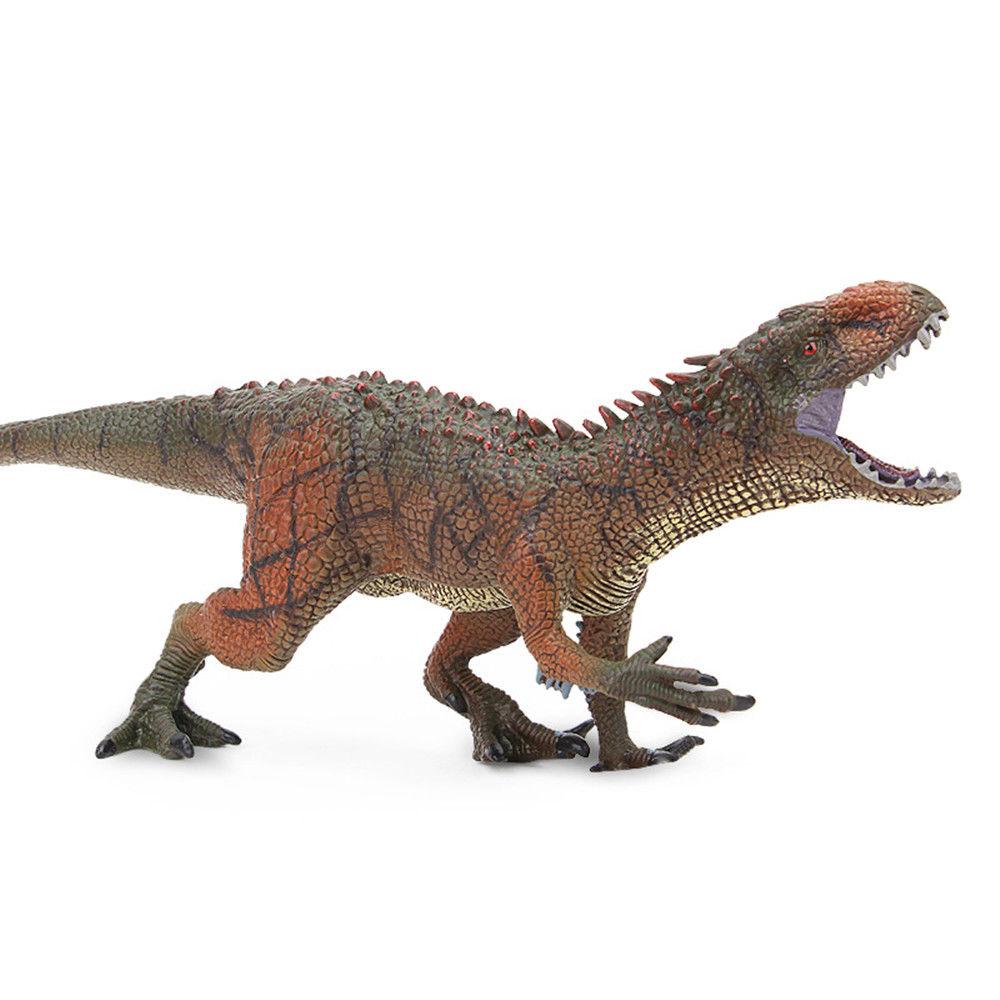 Carcharodontosaurus Figure Dinosaur Animal Large Model Toy Collector Decor Gift