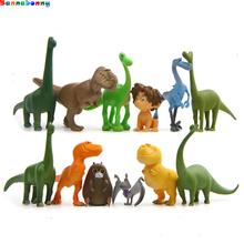 12 sztuk partia dobry dinozaur pcv rysunek Arlo Spot Henry Butch Mini zabawkowy model fajne Brinquedos dla dzieci tanie tanio keep away from fire Puppets Wyroby gotowe 2 5-7cm Żołnierz zestaw Bannabonny Unisex Remastered version 8 cm Zachodnia animiation