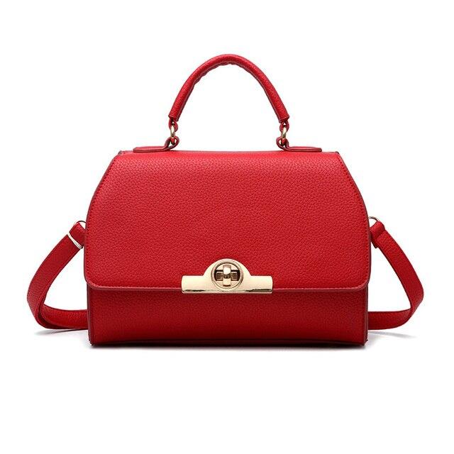 2017 Sac A Main Bolsos Women Bag Femme Messenger Bags Channel Handbag Handbags Bolsas Feminina Leather