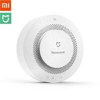 Xiaomi Mijia Honey well Smoke & Gas Alarm Detector Fire Protection Remote Alert Smart Home Kit for Mi Hone APP Gateway