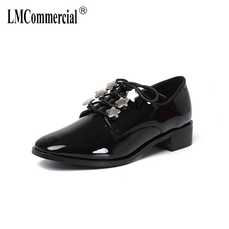 casual brogues chaussures printemps dames femmes style automne