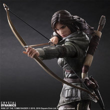 2017 Play Arts Lara Croft Tomb Raider 26 cm Action Figure Toys