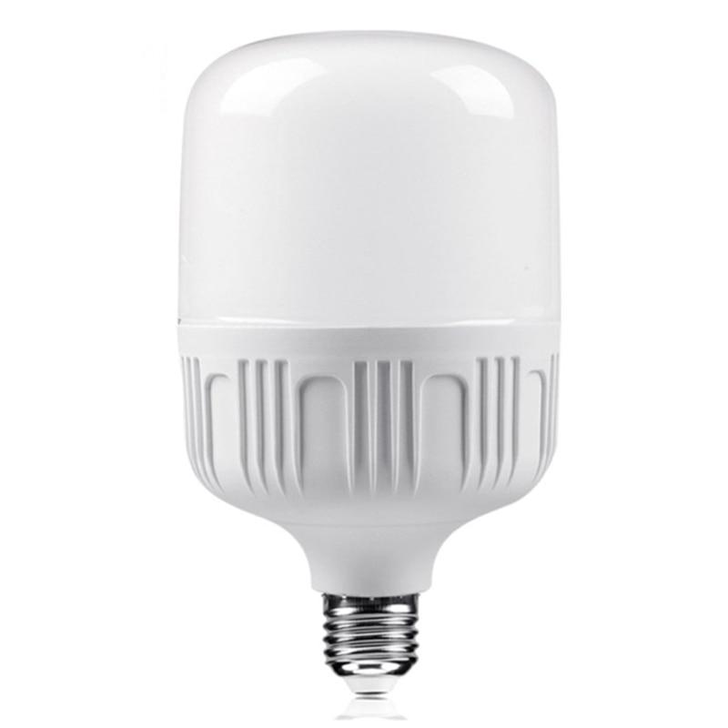 E27 E40 Led Bulb Light 5W 10W 15W 20W 30W 40W 50W 60W 80W 100W 120W 150W 200W 220V Lampada LED Spotlight Table Lamps Light