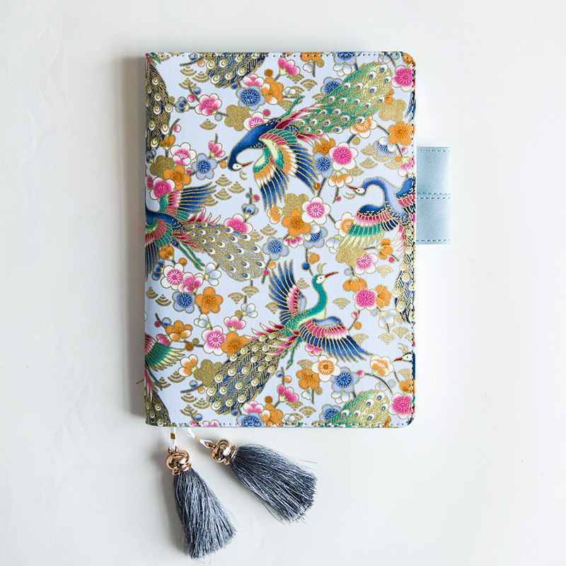 Aliexpress.com : Buy Floral Peacock Cloth Cover Fitted