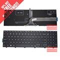 Новая замена для Dell Inspiron 15 3000 5000 3542 5547 5577 7559 подсветка ноутбука встроенная клавиатура