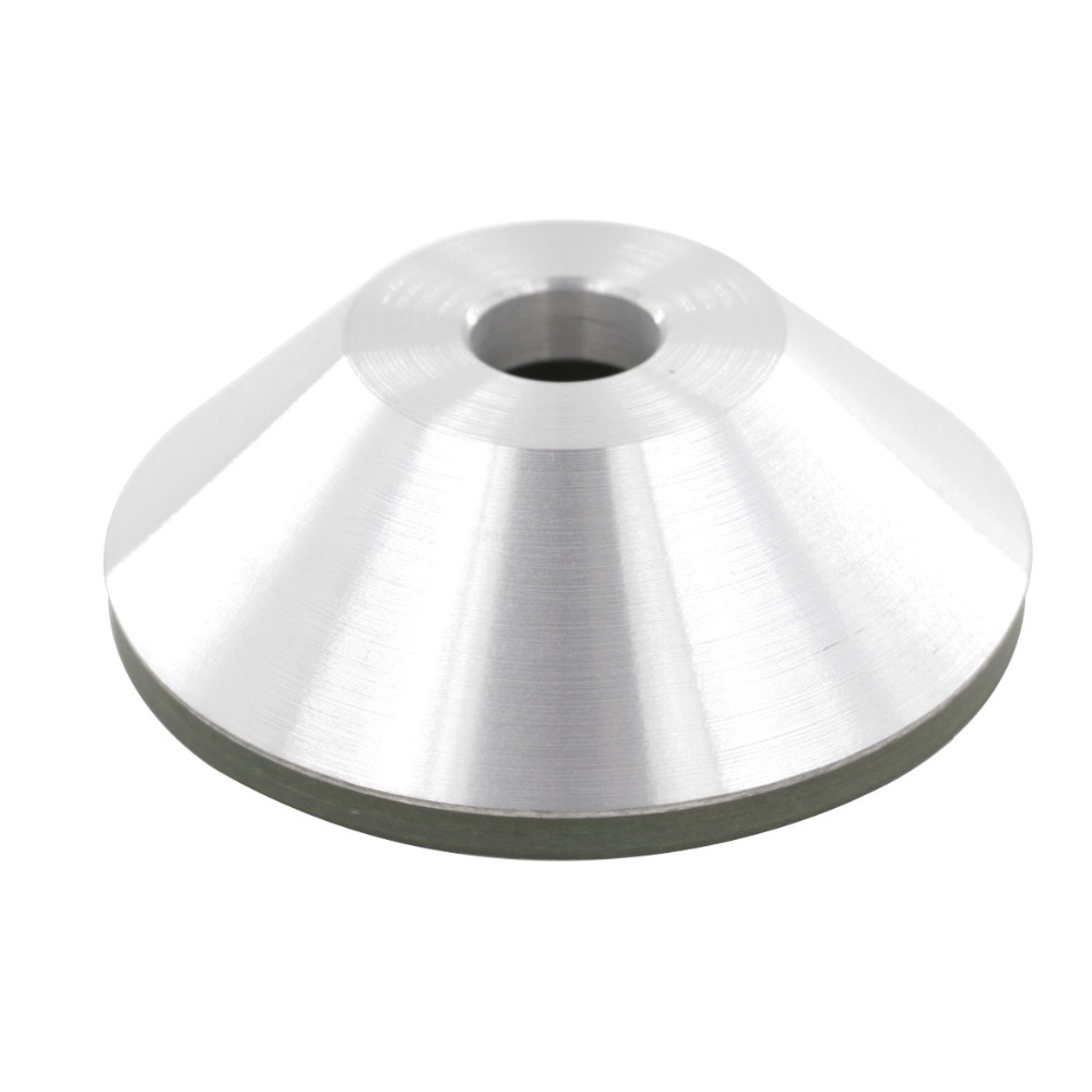 100x32x20x10x3mm 400/600/800/1000/1200 Grit Bowl Shape Diamond Abrasive 100mm Outside Dia. 75% Concertration Grinding Wheel  цены