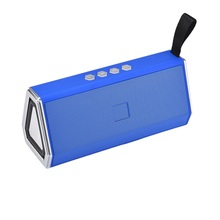 M522 Bluetooth Speaker Portable Wireless Loudspeaker HiFi Stereo Column Music Dual Horn Boom Box Support AUX TF FM 1200 mAh