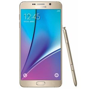 Image 4 - Entsperrt Samsung Galaxy Note 5 Octa Core telefon Einzigen SIM 16MP 5,7 zoll 4 GB RAM 32 GB ROM NFC fingerprint Herz rate smartphone