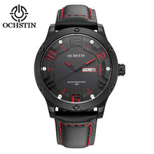 2017 Ochstin Watches Men Military Sports Top Brand Luxury Fashion Casual Auto Date Week Waterproof Male Clock Wristwatches