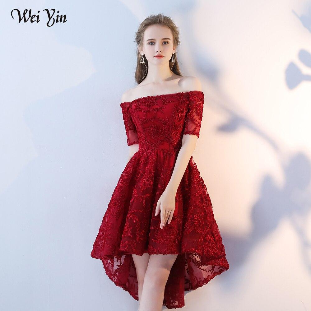 Online Get Cheap Short Evening Dress High Low -Aliexpress.com ...