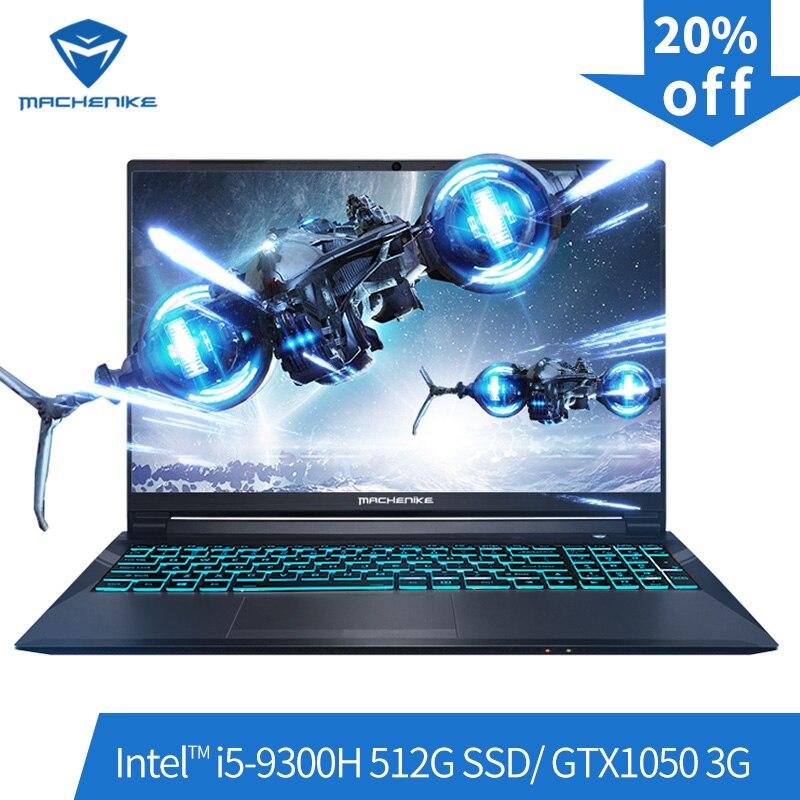 Machenike T58-VA Gaming Laptop (Intel Core i5-9300H+GTX 1050/8GB RAM/512G SSD/15.6'' ) Machenike-brande notebook