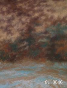 7ft*8ft Muslin Hand Painted Studio Photo Backdrop, High Quality Cotton Photography Background стамеска по дереву truper ft 7 8 14630