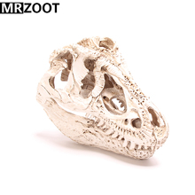 MRZOOT Animal Skull Sculpture Resin Crafts Home or Bars Decoration,Dinosaur Halloween Festival  Party Holiday Gifts