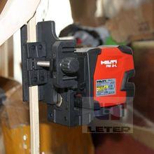 Hilti laser level PM 2-L Line laser Send additional Magnetic Pivot Bracket marsh l wolves level 2