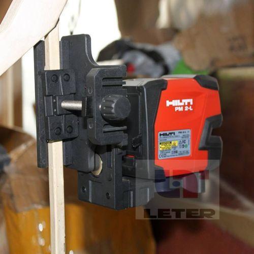 Hilti laser niveau PM 2-L Ligne laser Envoyer supplémentaire Support Pivotant Magnétique