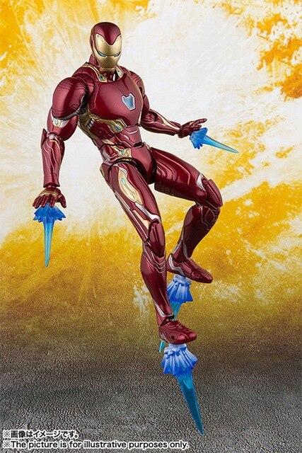 Фигурка Железный человек Marvel 16 см ПВХ 2