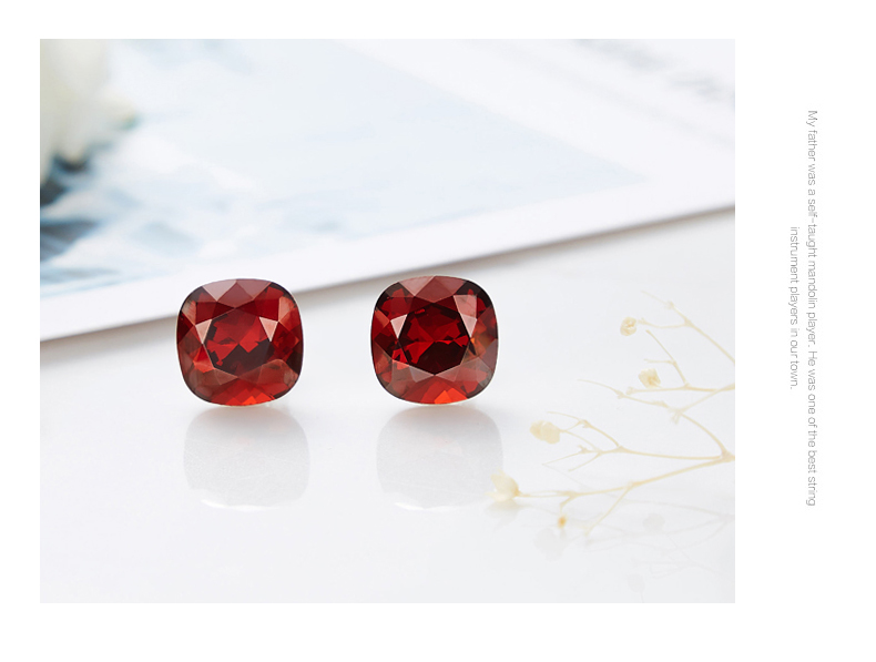 HTB13or0bo rK1Rjy0Fcq6zEvVXaK CDE 925 Sterling Silver Earrings Square Embellished with crystals Stud Earrings Women Earrings Womens Jewellery