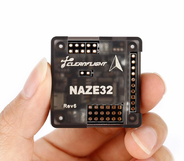 Free Shipping OCDAY NAZE32 V6 6DOF 10DOF Flight Controller for FPV Multicopter RC Drone Kvadrokopter NAZE 32 V6 Cleanflight electronic level ada prodigit mini