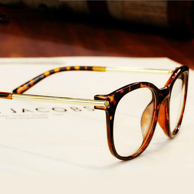 f25628a46f9 2017 Brand Design Grade Metal Legs Eyewear Eyeglass Frames Eye Glasses  Frames For Women Men Spectacle