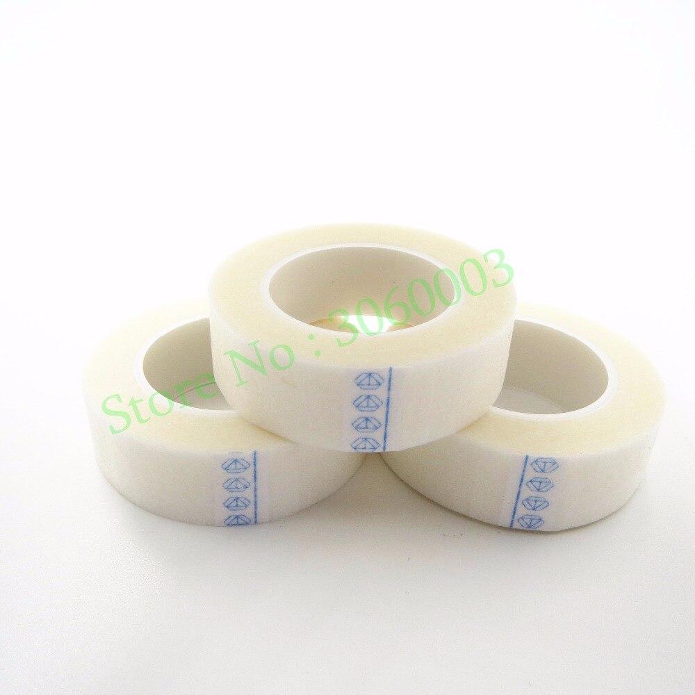 50rolls/lot профессиональной наращивание ресниц Бумага Спецодежда медицинская под ресниц Клейкие ленты