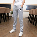 T aliexpress china cheap wholesale new spring summer 2017 korean version men thin section slim straight  leisure trousers