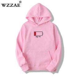 WZZAE 2018 Low Help Me Hoodies Men 3D Creative Hooded Sweatshirts Fashion Streetwear Hip Hop Black Hoodie Male Plus Size S-XXL 2