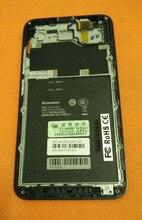 """Old Original LCD Display + Touch Screen + Khung đối với Lenovo A916 MTK6592 Octa Core 5.5 """"HD 1280x720 4 Gam LTE Miễn Phí Vận chuyển"""