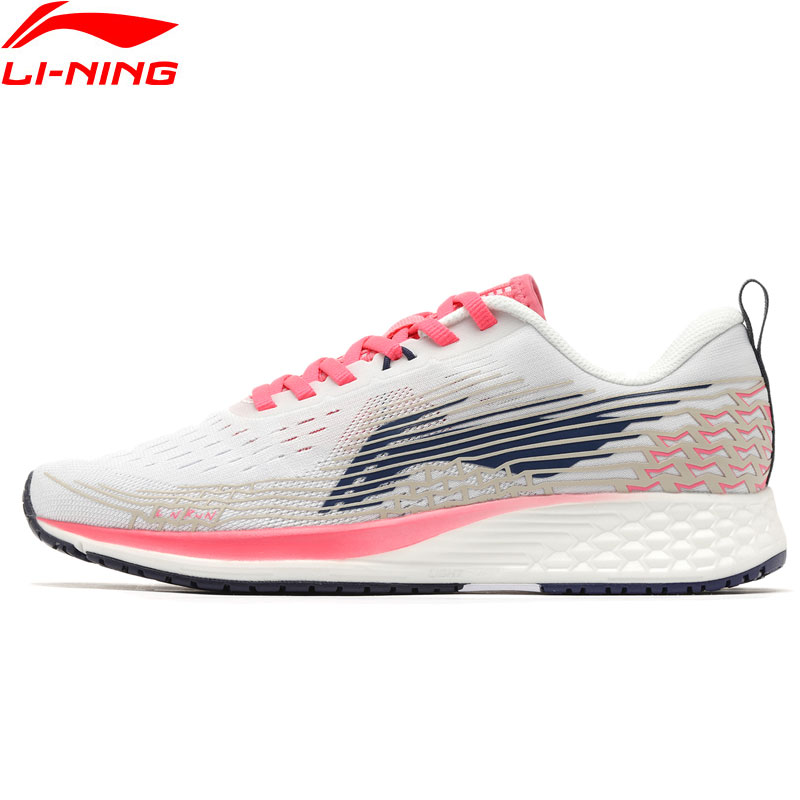 Li-Ning Women BASIC RACING SHOES Light Weight Running Shoes Marathon TPU Support LiNing Sport Shoes Sneakers ARBP046 XYP907Li-Ning Women BASIC RACING SHOES Light Weight Running Shoes Marathon TPU Support LiNing Sport Shoes Sneakers ARBP046 XYP907