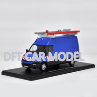 1:43 scale Alloy Toy Vehicles DAILY van Car Model Of Children's Toy Cars Original Authorized Authentic Kids Toys