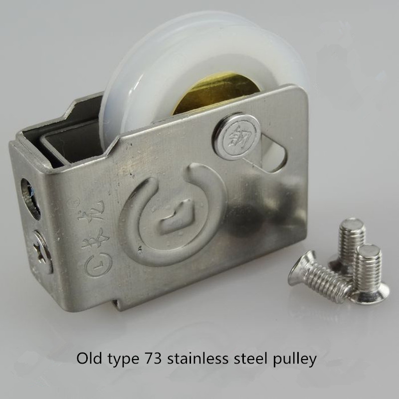Aluminum alloy doors and windows pulley, sliding window, pulley, fittings, window, copper core pulley