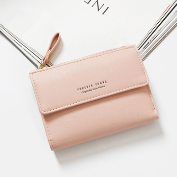BATSIOE Women Wallet 2018 Small Leather Purse Woman Wallet Short Colorful Wallets Female Coin Purse Card Holder Clutch Money Bag Кошелёк