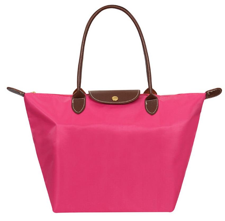 Popular Folding Nylon Tote Bag-Buy Cheap Folding Nylon Tote Bag ...