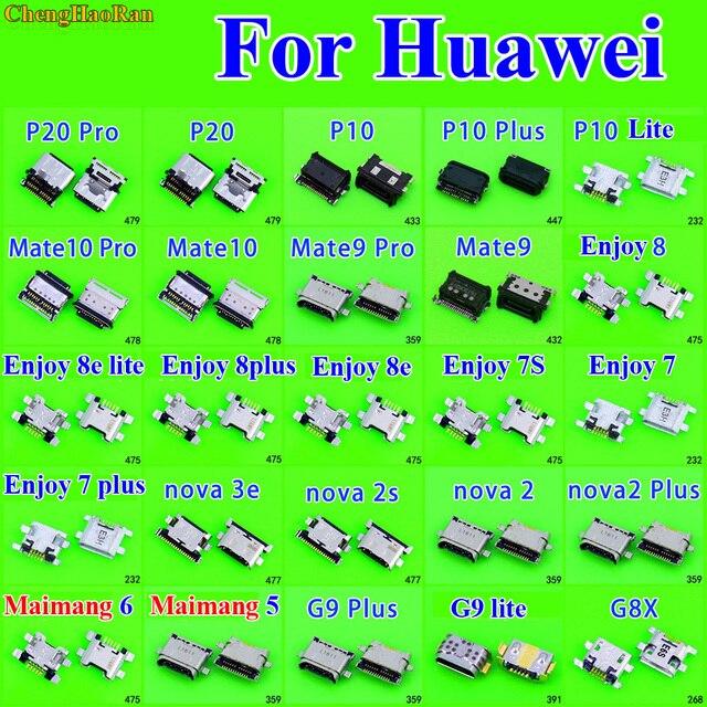 1x Micro usb Charging Repair parts For Huawei P20 P10 Mate 10...