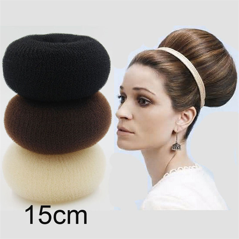 3 x Hair bun doughnut makers. Hair donut bun makers set These hair bun maker can be applied to create a neat ballerina bun for kids; Suitable for both casual and formal occasions, such as ballet recit.