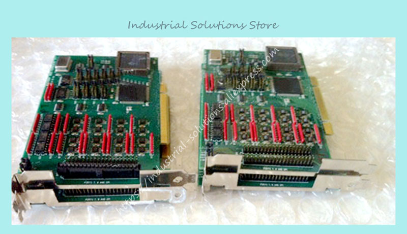 BLASTRONIX MOEL 422PNCL8-PCI PORTS78 AND GPI 100% tested perfect quality 2 ports rs485 422 pci card optical isolation surge protection 1053 chip