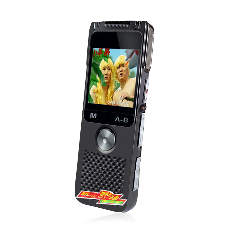 Micro Professional Digital Voice Recorders Recording Pen Long Distance Noise-reduction with Camera