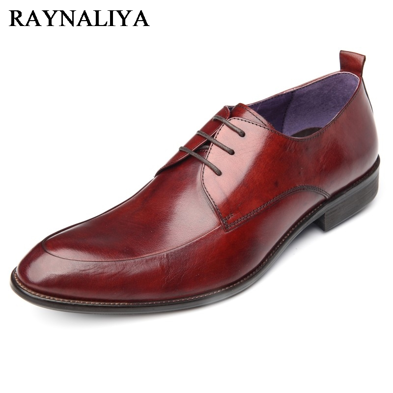 Brand Fashion Men Derby Shoes Casual Brown Lace-Up Men Dress Shoes High Quality Classical Style Soft Leather Men Flats YJ-A0039 azmi omar fundamentals of islamic money and capital markets
