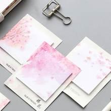 1 шт 30 листов самоклеющиеся свежие вишневые Сакура натуральный