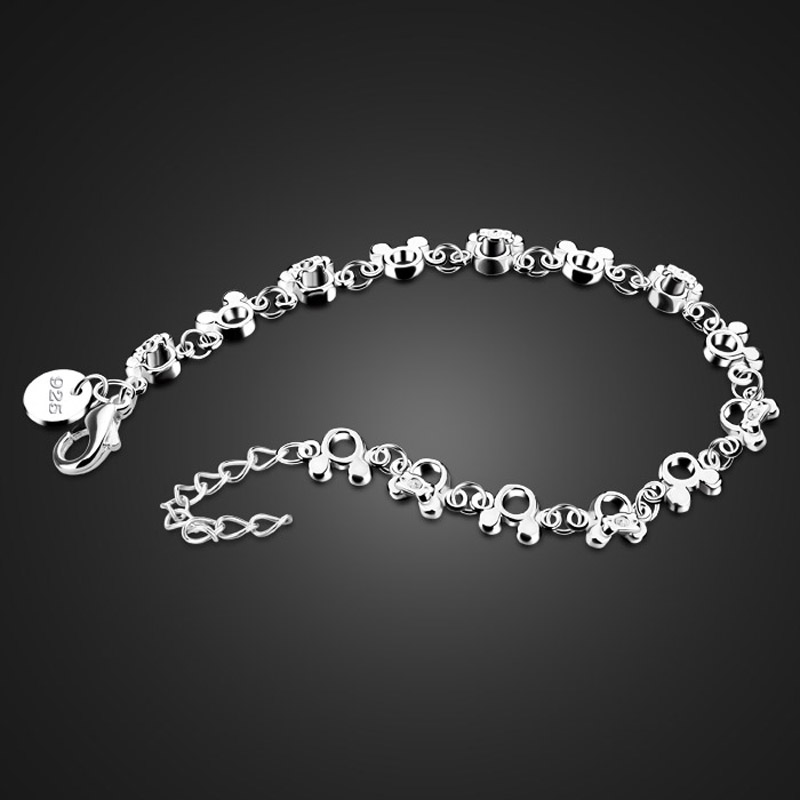 1.5mm Adjustable Bead Ball Faceted Chain Necklace REAL Sterling Silver Up To 24/""