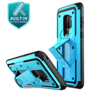 Image 5 - For Samsung Galaxy S9Plus Case i Blason Armorbox Full Body Heavy Duty Shock Reduction Kickstand Case WITHOUT Screen Protector