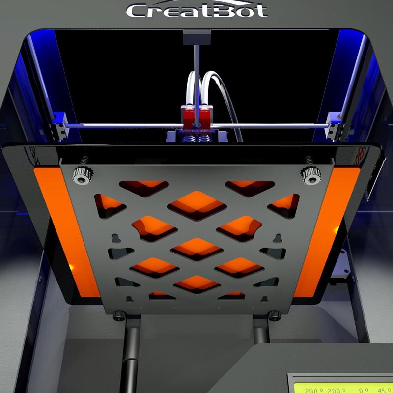 3D tiskalnik CreatBot DX Plus03 velik Velikost gradnje 300 * 250 * - Pisarniška elektronika - Fotografija 3