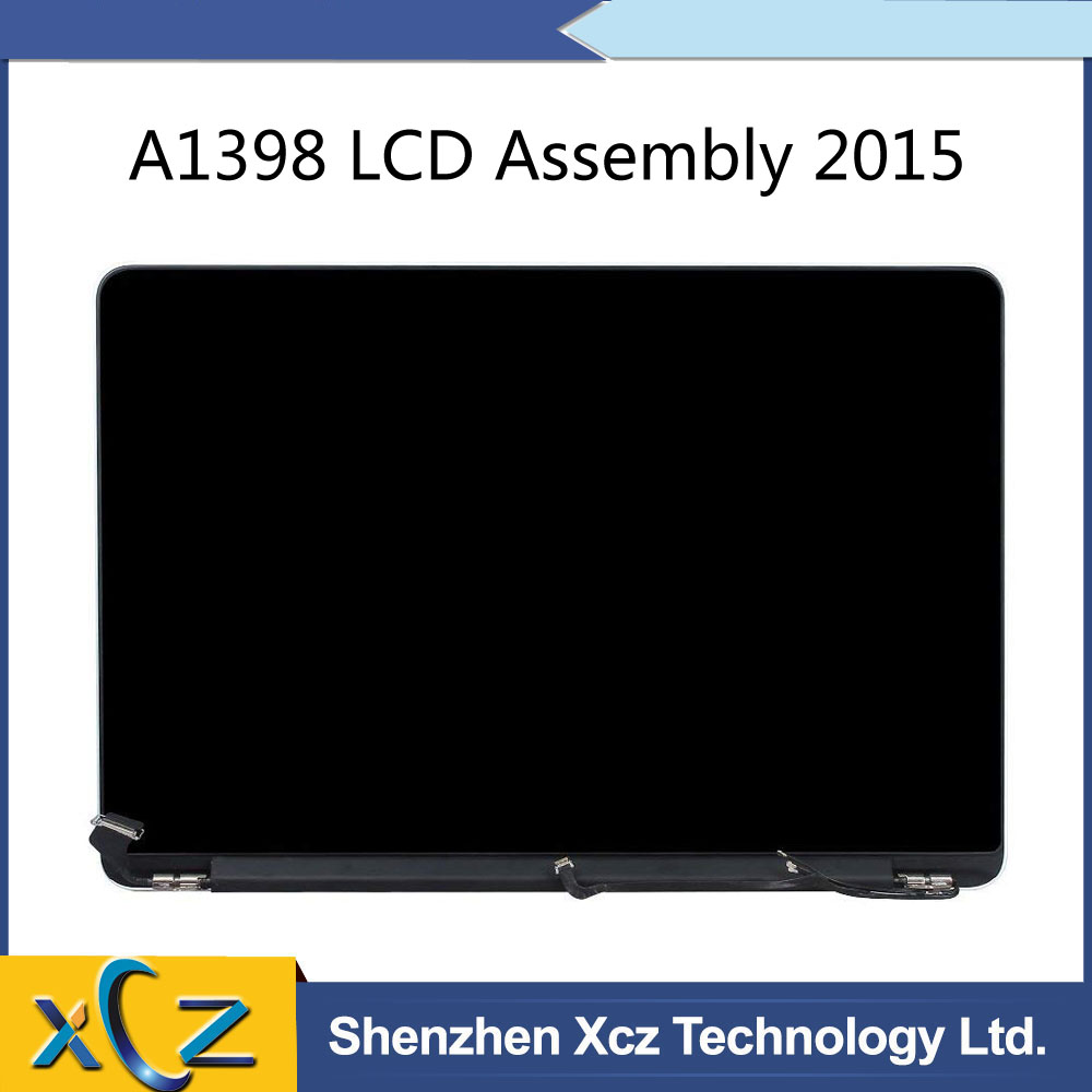 NEW A1398 LCD Assembly For Apple MacBook Pro Retina 15 A1398 Display Screen Assembly 2015 Year