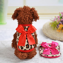 Leopard Sleeveless decorated Clothes