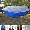 blue white net