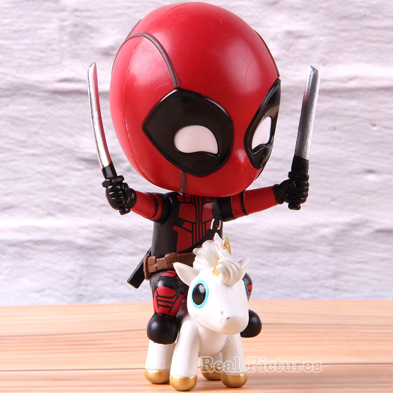 font-b-marvel-b-font-deadpool-action-figure-riding-version-bobble-head-collection-model-toy-gift-13cm